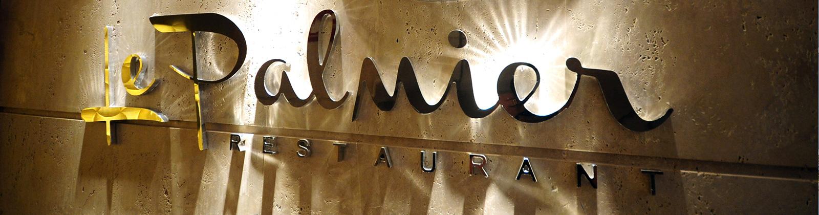 Le Palmier restaurant - Vila Ema